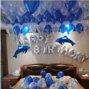 Balon Foil Huruf